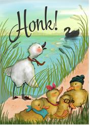 CAST - Honk!